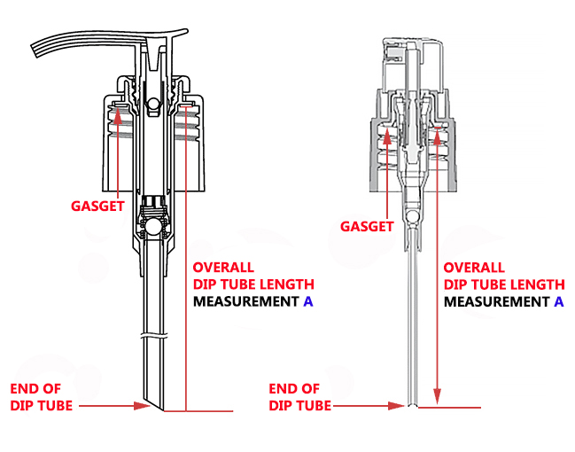 How To Cut The Right Dip Tube Length For Pump Sprayer