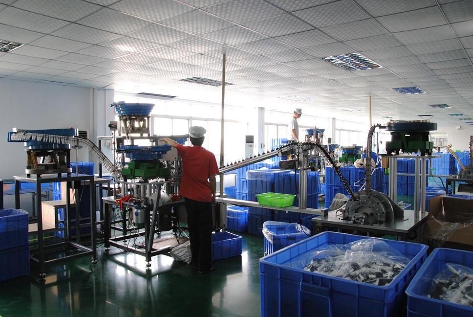 soap dispenser production line