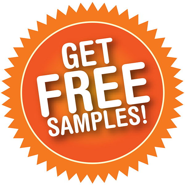 get free samples from knida