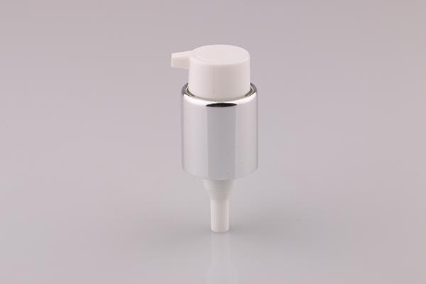 22-410 silver small dispenser pump