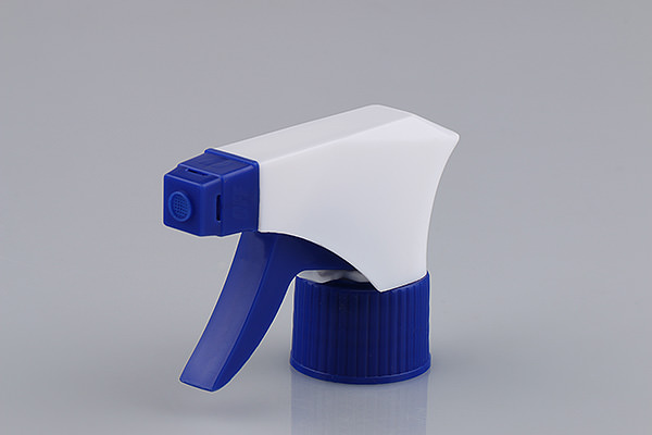 Liquid Foaming Trigger Sprayer blue white